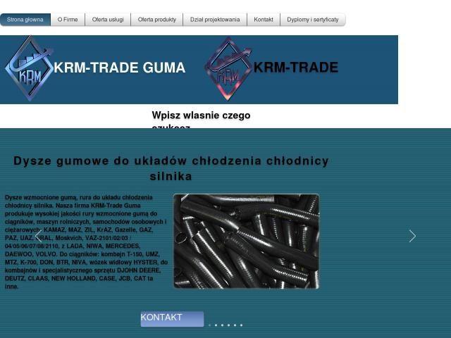 https://www.krm-trade-gm.com/tuleje-gumowe